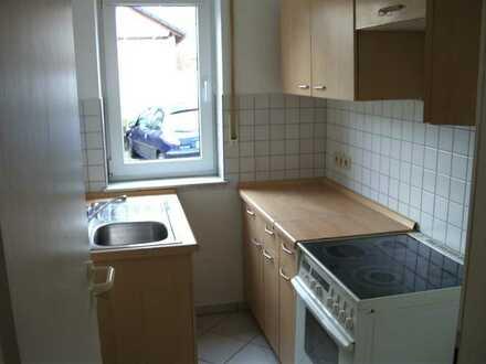 Schöne 2-Zimmer-Wohnung in kleinem Mehrfamilienhaus