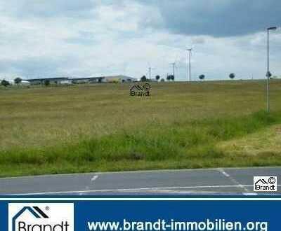 Große, günstige Gewerbeflächen direkt an der A4 bis 5 ha