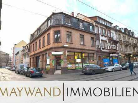 Renditeobjekt - Mehrfamilienhaus im Herzen von Mannheim.