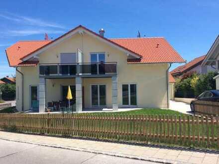 Schöne Doppelhaushälfte im Schongauer Forchet