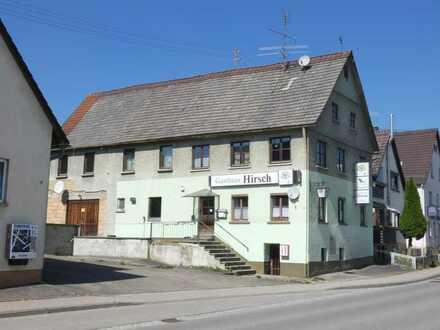 Wohn-Geschäftshaus in Altheim/Alb