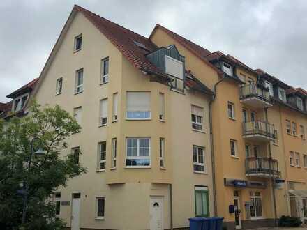 Eigentumswohnung im Zentrum von Werdau mit Tiefgaragenstellplatz