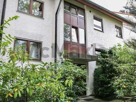 Gepflegte 4-Zi.-EG-Wohnung mit Terrasse und Garten in ruhiger Wohnlage nahe Stuttgart