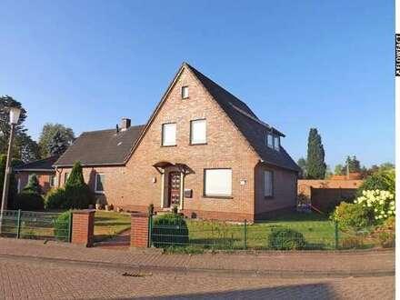 Schickes Einfamilienhaus in zentraler Lage von Wardenburg