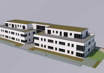 ... Neubau eines Bürogebäude in professionellen Umfeld in Mühldorf-Nord ...