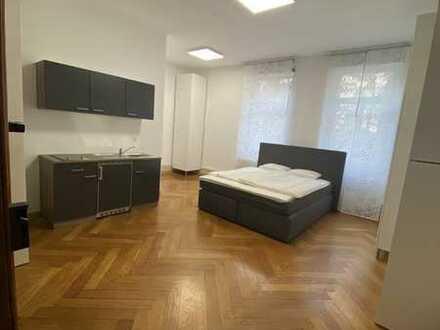 Möblierte 1-Zimmer-Wohnung mit Küche in Maulbronn