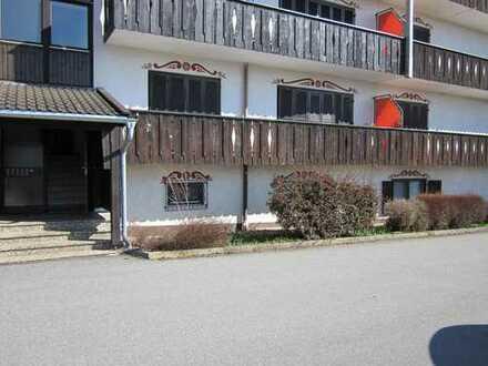 2-Zimmer-Wohnung, Spiegelau