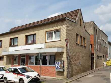 Gatermann Immobilien: Wohn- und Geschäftshaus in Itzehoe - Innenstadt