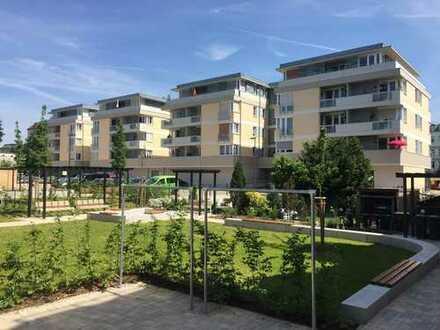 5-Raum-Wohnung mit Atelier in Top-Lage, 32 m² großer Dachterasse, Fußbodenheizung, Aufzug u.v.m.