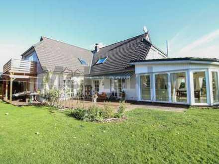 Wohnen an der Ostsee – Schönes EFH mit Einliegerwohnung und Wintergarten im Ferienort Wendtorf