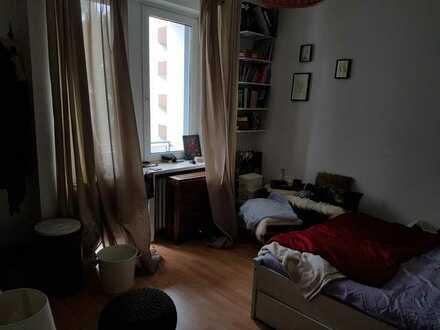 17 m² Zimmer mit Balkon in schöner 3er WG