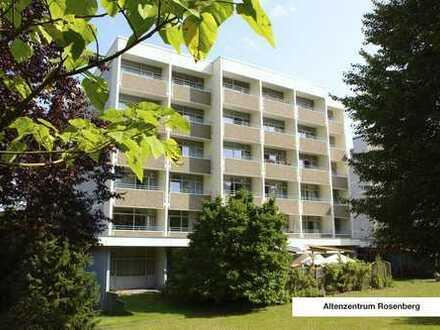 2,5-Zimmer-Wohnung in Bochumer Seniorenwohnanlage mit Balkon und EBK