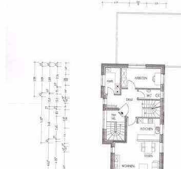 Neubau Erstbezug Epe, 4 Zimmer Wohnung