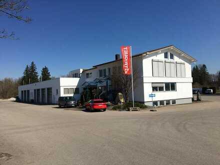 Kapitalanlage ! Gewerbeimmobilie mit weiterem Bebauungspotential in Kempten-Nord