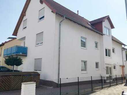 Von Privat: Helle großzügige Eigentumswohnung im Südosten von Haßloch