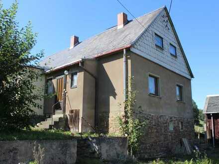 Kleine, erweiterungsfähige Doppelhaushälfte in Schellenberg zum Verkauf