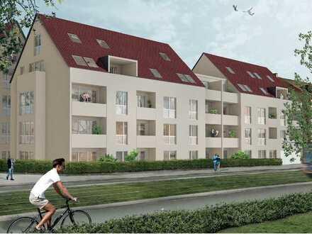 Erstbezug: Premium Studio-Apartment mit Balkon, Südseite