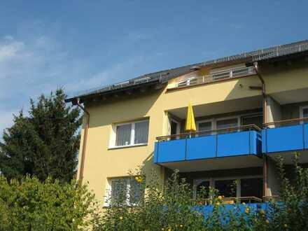 moderne 2-Zi. Dachwohnung mit Westloggia (provisionsfrei)