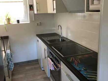 Gepflegte 4-Raum-Wohnung mit Terrasse und Gartenzugang in Leidersbach