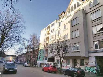 Leben in Ottensen! 3 Zi.-Wohnung inkl. TG-Stellplatz!