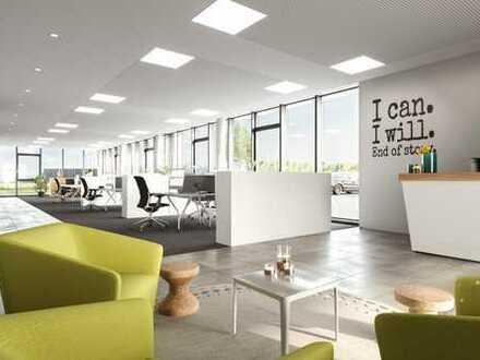 Neues modernes Büro im Basic