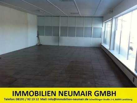 Ausstellung / Halle / Büro flexible Nutzung
