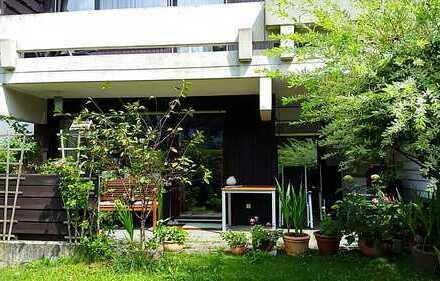 ++ HARLACHING ++ Schöne, ruhige Terrassen-/Gartenwohnung mit EBK und Hobbyraum - Nähe Tiroler Platz