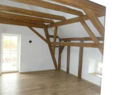 moderne 3-Zimmer-Maisonettewohnung auf einem Landgut bei Döbeln
