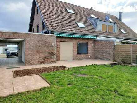Einfamilienhaus mit Garage zu verkaufen