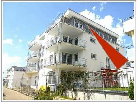 !! Über den Dächern von Öhringen - Tolle Penthouse-Wohnung in bester Lage!!
