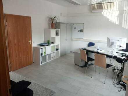 Vollklimatisierte Büroräume