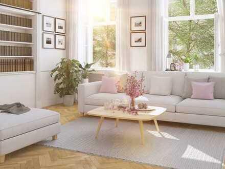 Gepflegte 3-Zimmer-Wohnung mit EBK in Bernau