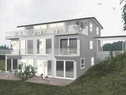 ***Gelegenheit in Neuravensburg: Neubau Doppelhaushälfte mit Sicht ins Grüne und Bergblick! ***