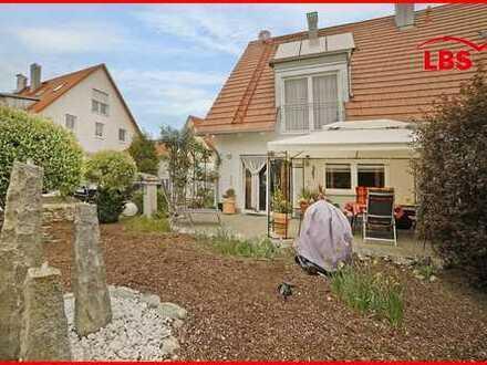 Kein Kursrisiko - attraktive Doppelhaushälfte zur Kapitalanlage