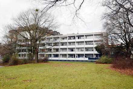 Gepflegtes 1-Zimmer-Apartment zur Kapitalanlage in Sendling