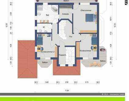 Stilvolle 3-Parteien-Villa im Süden Mannheims
