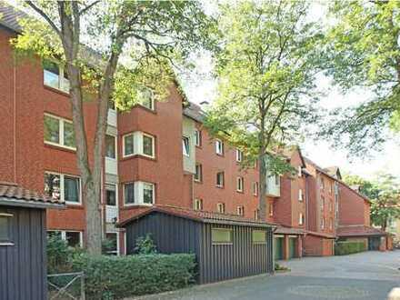 3-Zimmer-Erdgeschoss, Carport, 2 Terassen und Garten in Döhren