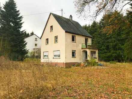 Haus auf 12000 m² Grundstück zu verkaufen!