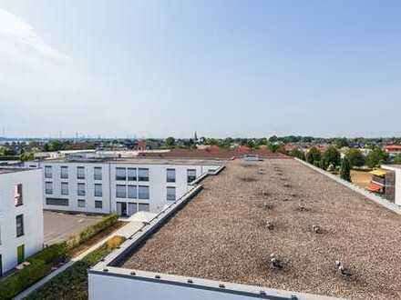 Echtes Penthouse Flair mit schöner Loggia KfW55