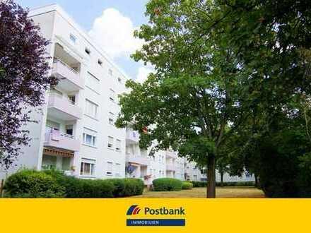 Fußläufig zum Main: Moderne 4-Zimmer-Wohnung mit Sonnenbalkon