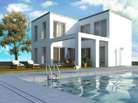 Klassisch-Modern-Konsequent – Einfamilienhaus 165