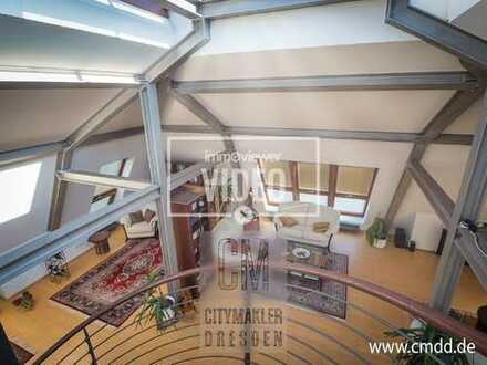 Exklusives Loft in Striesen - Freiräume im historischen Ambiente! www.cmdd.de!