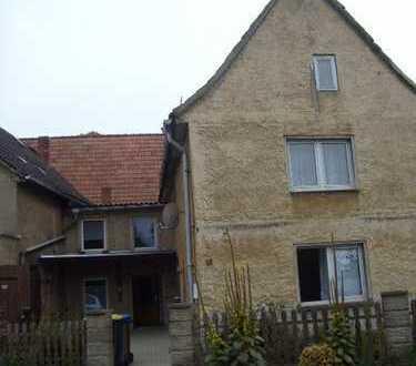 Haus zum Herrichten in Gößnitz in Waldreicher Gegend an der Finne.