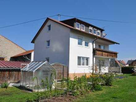 Wohlfühlen auf dem eigenen Hof! Wohn- und Wirtschaftsgebäude zur vielfältigen Nutzung!