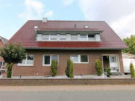 hochwertige EG-Wohnung mit Garten und EBK in zentraler Lage von Rhede