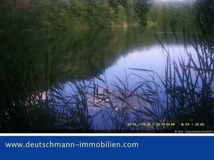 DEUTSCHMANN IMMOBILIEN ***** ivd - Bebautes und vermietetes Erholungsgrundstück in Biesenthal!