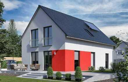 Suchen Sie in der Nähe von Grünstadt ein bezahlbares schickes Haus mit viel Platz für die Familie