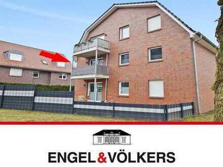 Neuwertige 3-Zimmer-Wohnung in Bürgerfelde!
