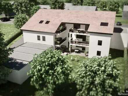 Kernsaniertes Mehrfamilienhaus mit 6 Wohnungen in Krumbach