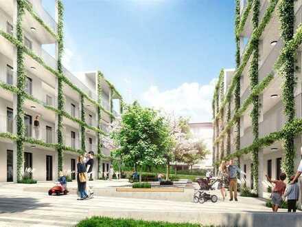 Moderne 4 Zimmer-Maisonette mit Terrasse & Balkon: Jetzt 5.000€ Förder-Zuschuss pro Kind sichern!
